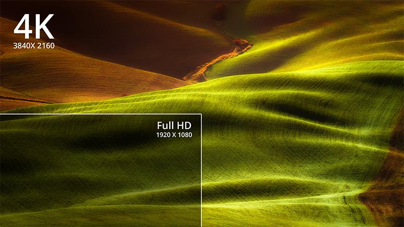 12 4K Ultra HD Zonemarket