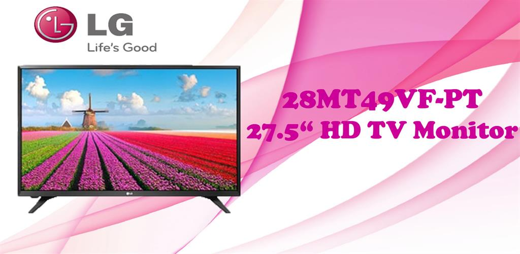 Televisions - LG 28MT49VF was sold for R2,238 88 on 30 Jul at 01:27