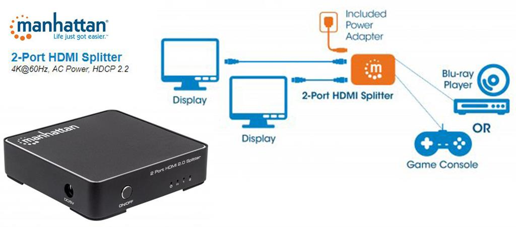 Esquire Technologies - HDMI Hubs and Switches