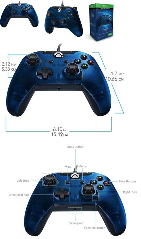 Pdp wired controller for xbox one windows 10 | PDP WIRED