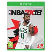 Xbox One Game: NBA 2K18, Retail Box, No Warranty on Software