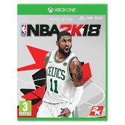 Xbox One Game: NBA 2K18, Retail Box, No Warranty on Software