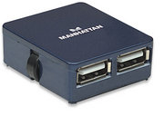 Manhattan 4 port USB Micro Hub