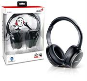 price of Genius HS940BT Wireless Bluetooth 4.1 Stereo Headset with Built in Microphone - Adjustable and foldable headband, 40mm NdFeB Driver Unit, 32ohms Impedance, 160Hz ~ 20KHz Frequency Response, 3.5 audio jack enables wired audio input, Built-in 450mAh rechargeable Lithium Ion battery, 30m Range - Black, Retail Box , 1 year Limited Warranty  on ShopHub | ecommerce, price check, start a business, sell online