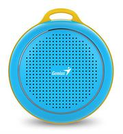 Genius SP-906BT R2 Plus Portable Bluetooth - Blue, 