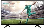 price of Hisense 32 inch Direct LED Backlit HD Ready Smart TV - Built-in Wi-Fi, Resolution 1366 x 768, Viewing Angle [Degrees] 178 / 178, Built-in Wi-Fi 802.11b/g/n, Ethernet Lan port (RJ45 connector), Opera Web Browser, 2x HDMI inputs , 2x USB 2.0 ports, USB Playback, Earphone jack, Retail Box , 3 year Limited Warranty  on ShopHub | ecommerce, price check, start a business, sell online