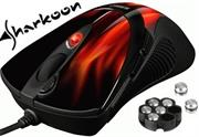 Sharkoon FireGlider Gaming Laser Mouse inc Weights 118 to 