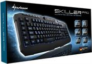Sharkoon Skiller Pro Illuminated Customisable Gaming 