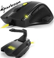 Sharkoon SHARK ZONE M51 Gaming Laser Mouse And Sharkoon 