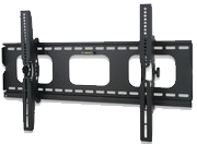 Manhattan Universal Flat-Panel TV Tilting Wall Mount  -Supports one 37 to 85 television -Colour: Black, Retail Box , 1 year Limited  Warranty
