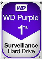 "price of Western Digital Purple (WD10PURZ) - 1.0TB 3.5"" SATA3 6.0Gbps Surveillance HDD, Intellipower Speed Management, 64MB Cache, 150MB/s Host to/from (Sustained), AllFrame, HD Video Optimised, , 2 year warranty on ShopHub 