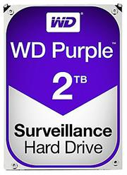 "price of Western Digital Purple (WD20PURZ) - 2.0TB 3.5"" SATA3 6.0Gbps Surveillance HDD, Intellipower Speed Management, 64MB Cache, 150MB/s Host to/from (Sustained), AllFrame, HD Video Optimised, , 2 year warranty on ShopHub 