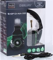 Hercules HDP DJ-Adv G501-Advanced DJ headphones: