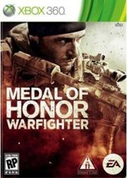 Xbox 360 Games: Medal Of Honour Warfighter- For