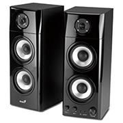 Genius HF1800A Stereo 2.0 Channel Three Way Speaker 