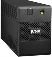 Eaton 5E 650VA 360Watts Line Interactive USB UPS, Retail Box , 1 year Limited Warranty