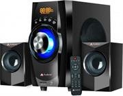 Audionic MEGA40 Speaker Wireless; with Remote; SDCARD/USB support; Built in Radio FM., Retail Box , 1 year Limited Warranty