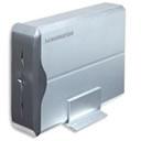 "Manhattan 5.25"" USB 2.0 Aluminium Hard Drive  Enclosure IDE, Retail Box, Limited Lifetime Warranty"
