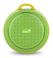 Genius SP-906BT R2 Plus Portable Bluetooth - Green, 