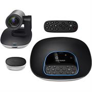 Logitech Conference Cam connect HD 1080p Video quality at 30 frames-per-second Brings life-like full HD video to conference calls, enabling expressions, non-verbal cues and movements to be seen clearly. , Retail Box , 1 year Limited warranty