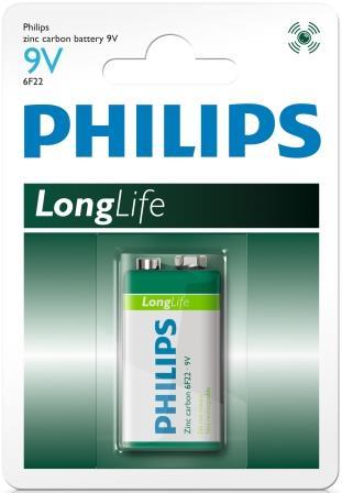 Philips LongLife 9V