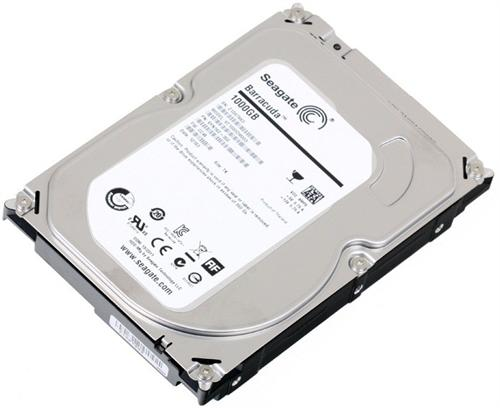 Seagate Barracuda 1.0 TB-7200RPM-Serial ATA III (SATA3) Plus - Serial ATA 600 (6Gbps) With 64MB Cache Image