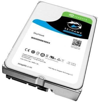 Seagate SkyHawk 2TB 64MB Cache 3.5 inch Internal Surveillance Hard Disk Drive - SATA III 6 Gb/s Interface Image