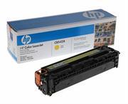 HP # 125A YELLOW ORIGINAL LASERJET TONER CARTRIDGE CP1215/1515