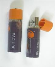 Esquire USB AA rechargeable battery, Retail Box ,