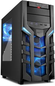 Sharkoon (4044951018215) DG7000 ATX Tower PC Gaming 