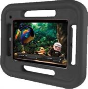 Promate Fellymini Multi-grip shockproof Impact resistant case for iPad Mini-Black, Retail Box, 1 Year Warranty