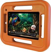 Promate Fellymini Multi-grip shockproof Impact resistant case for iPad Mini-Orange, Retail Box, 1 Year Warranty