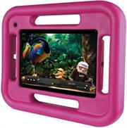 Promate Fellymini Multi-grip shockproof Impact resistant case for iPad Mini-Pink, Retail Box, 1 Year Warranty