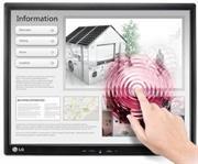 LG 19MB15T 19 inch IPS Touch LED LCD, Panel Type: IPS, 5:4 Format, 1280x1024, 5ms Response Time, 5,000,000:1 Mega Contrast Ratio, 250cd/m² Brightness - D-SUB, USB, Auto resolution, Tilt, Windows 7 compatible, VESA(75X75)-Black, Retail Box , 3 year warranty