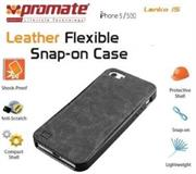 Promate Lanko.i5 iPhone 5 Hand-Crafted Leather