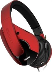 OBlanc Shell NC3-2 2.1 Channel Headphones+In-line Microphone with call control and tangle-free cord-40mm subwoofers and 30mm Left/Right channels with AMP, Retail Box , 1 year Limited Warranty