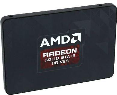 "OCZ AMD Radeon-R7SSD-480G 2.5"" 480GB SATA III MLC Internal Solid State Drive (SSD) Image"