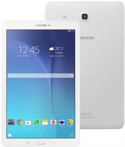 Samsung Galaxy T561 TAB E 9.6 inch TFT Capacitive Touchscreen 3G and Wifi Tablet PC - Quad-Core 1.3GHz Processor , 1.5GB Ram , 8GB Storage , External Memory Support via MicroSD Slot , Resolution 1280 x 800 (WXGA) , Bluetooth v4.0 , Camera: Rear 5MP A