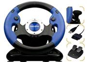 FlashFire 3 in 1 Pro Wheel with Pedals for PS2/PS3/ PC Vibration Feedback, Retail Box 6 months warranty     Product Overview If you enjoy racing games on your PC, PlayStation3 and PlayStation2 this stylish and robust FlashFire 3-in-1 Pro Wheel (