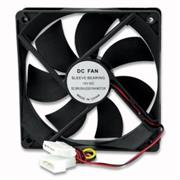 UniQue Case Fan 120mm 4-Pin , OEM, No warranty Features:Silent fan cooling systemSpecial high profile fan blades for maximum air flow 4 pins connector male and femaleProvide excellent ventilation for your PC cases  Specification:Speed Reference: