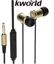 Kworld KW S25 In Ear Elite Mobile Gaming Earphones 