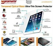 Promate Primeshield.IPM Premium Ultra-Thin Tempered Optical Glass Screen Protector for iPad Mini and iPad Mini with Retina, Retail Box, 1 Year Warranty