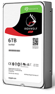 price of Seagate IronWolf 6TB 128MB Cache 3.5 inch Internal NAS Hard Disk Drive - SATA III 6 Gb/s Interface, Up to 180 MB/s Data Transfer Rate , , 3 year warranty on ShopHub | ecommerce, price check, start a business, sell online